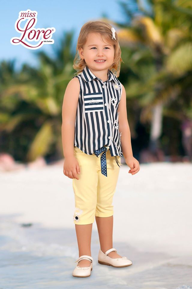 MISS LORE KIDS Collection Summer 2016
