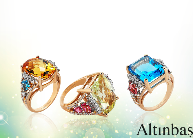 Altinbas Jewelry Collection  2016