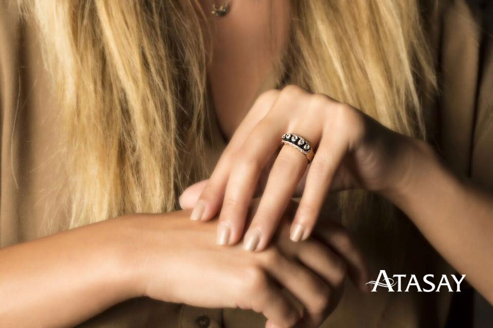 Atasay Jewelry Collection  2016