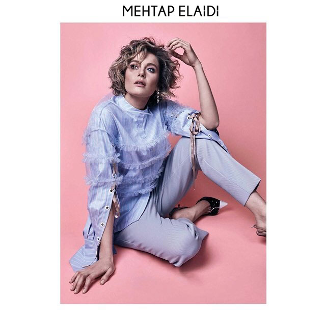 Mehtap Elaidi Collection Spring/Summer 2017