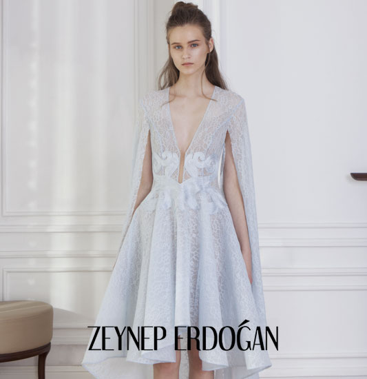 Zeynep Erdogan Collection Spring/Summer 2017