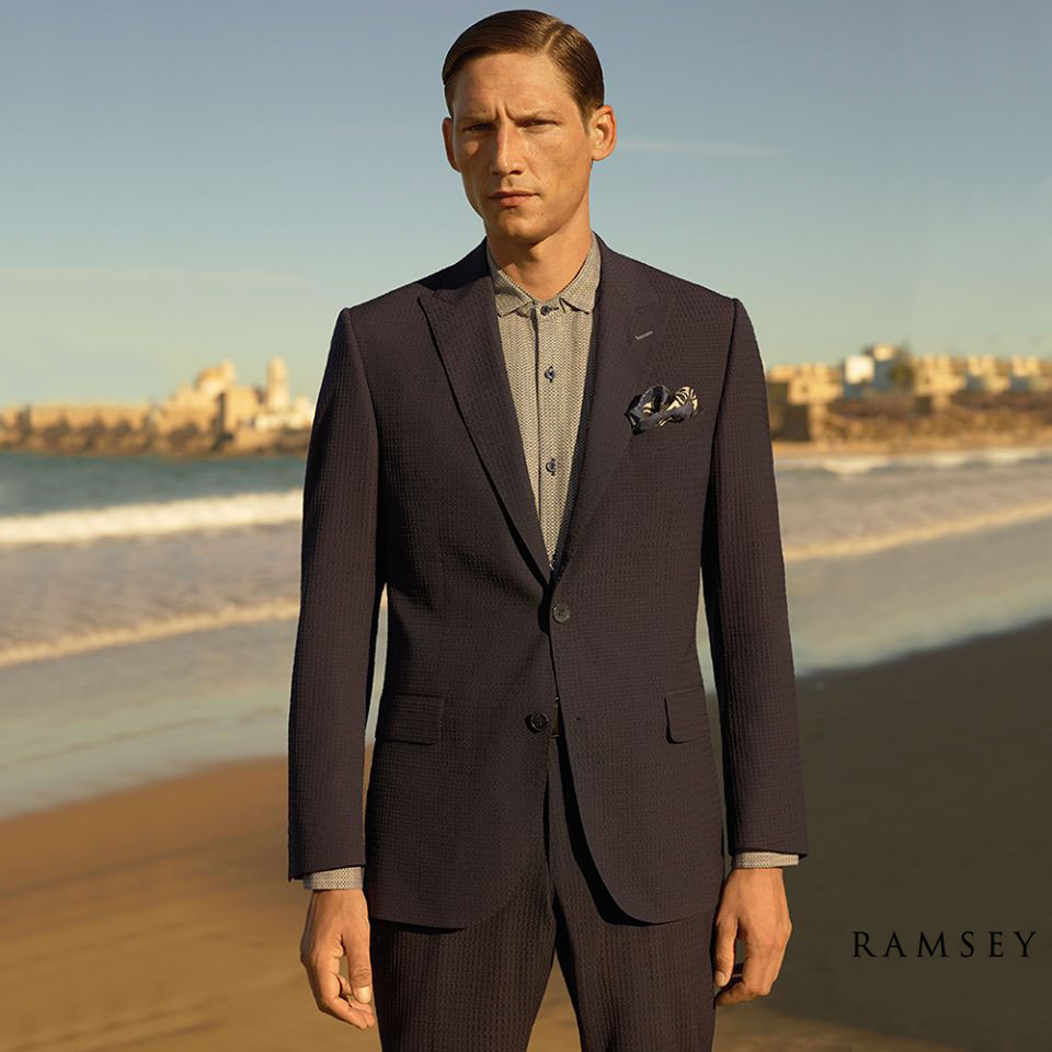 Ramsey Fashion Collection Spring/Summer 2017