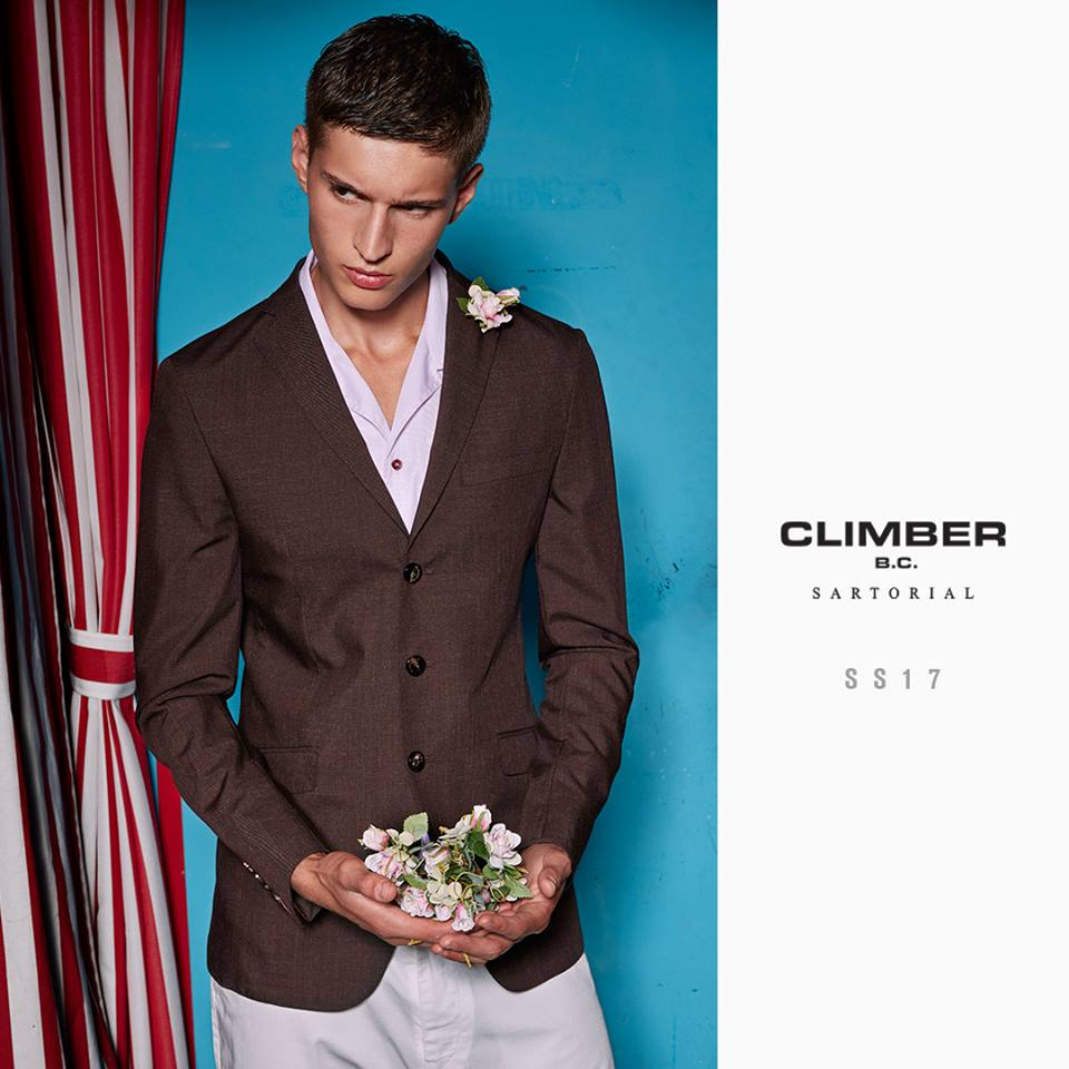 CLIMBER BC | CUNO TEXTILE Collection Spring/Summer 2017