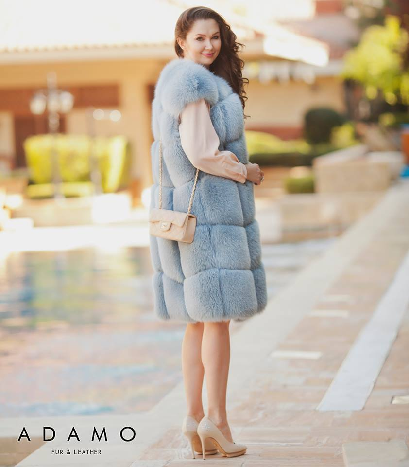 ADAMO FUR COMPANY Collection  2017