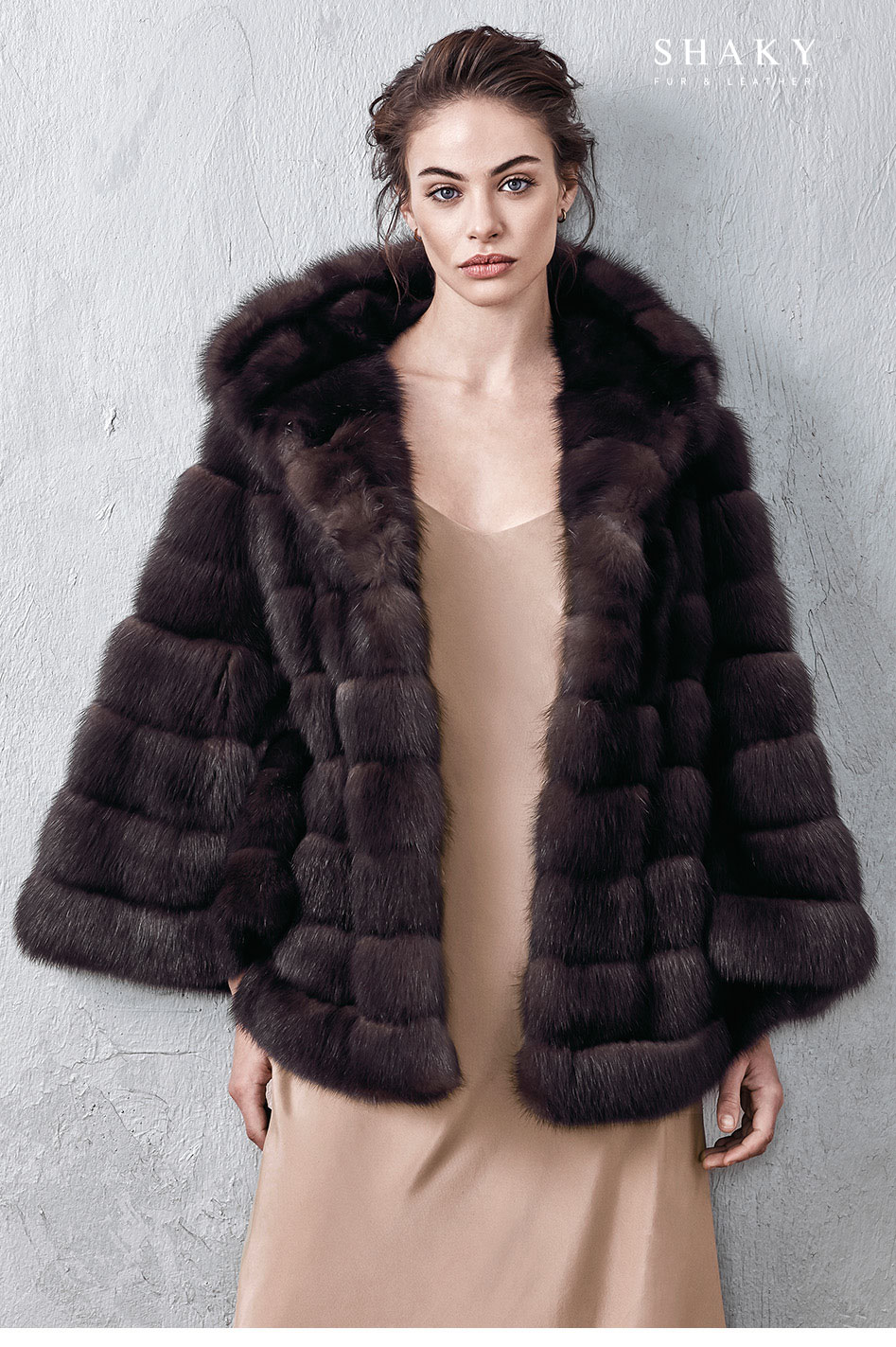 SHAKY LEATHER & FUR Collection  2017