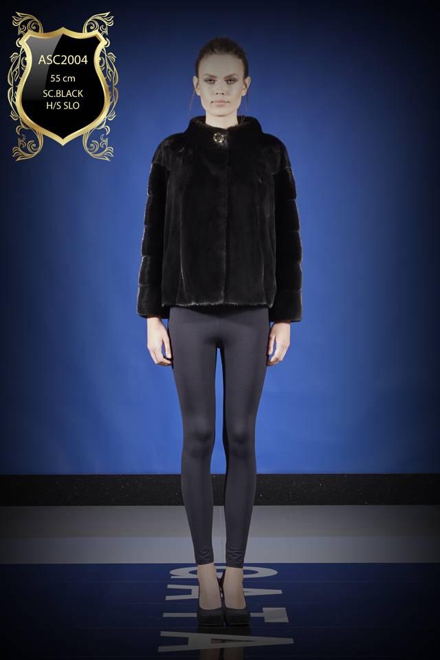 TASARI KURKMOD KURK LEATHER CLOTHING Koleksiyon  2017