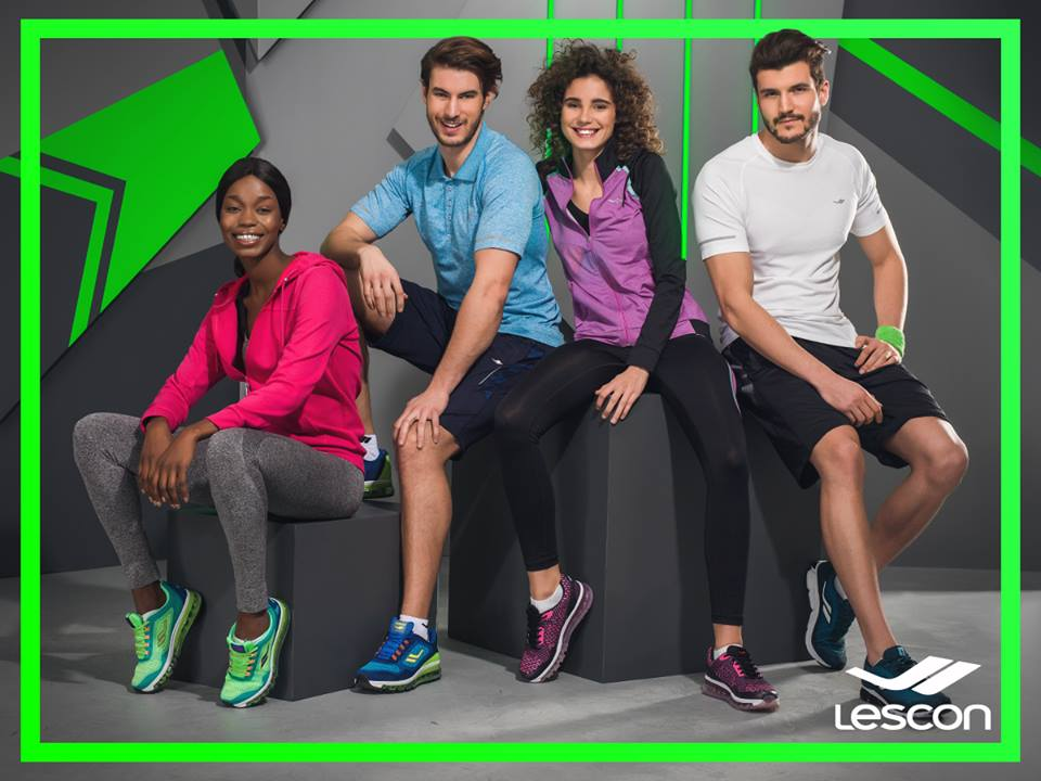 Lescon Sportswear Collection  2017