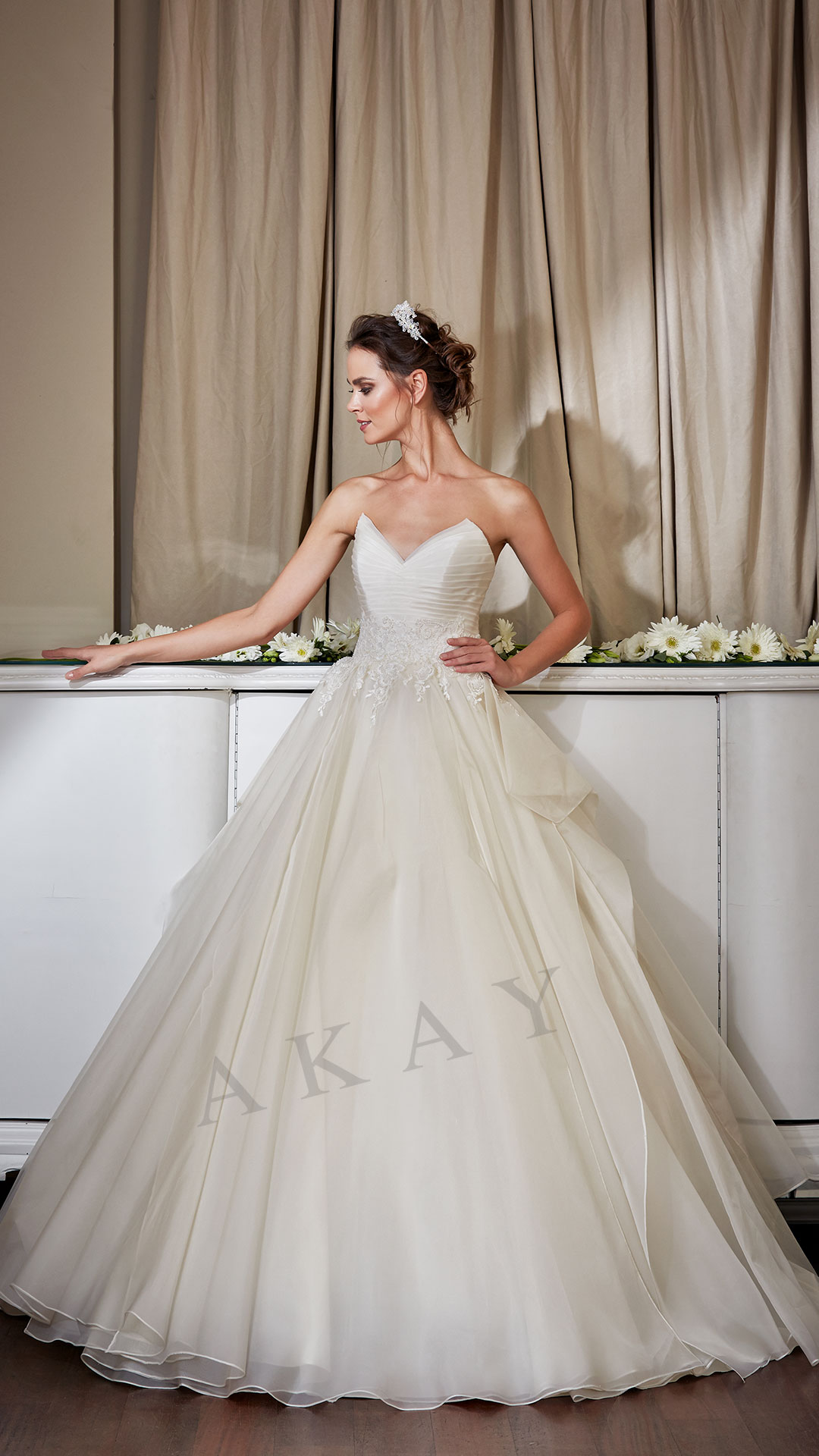 Akay Wedding Dresses Kollektion  2017