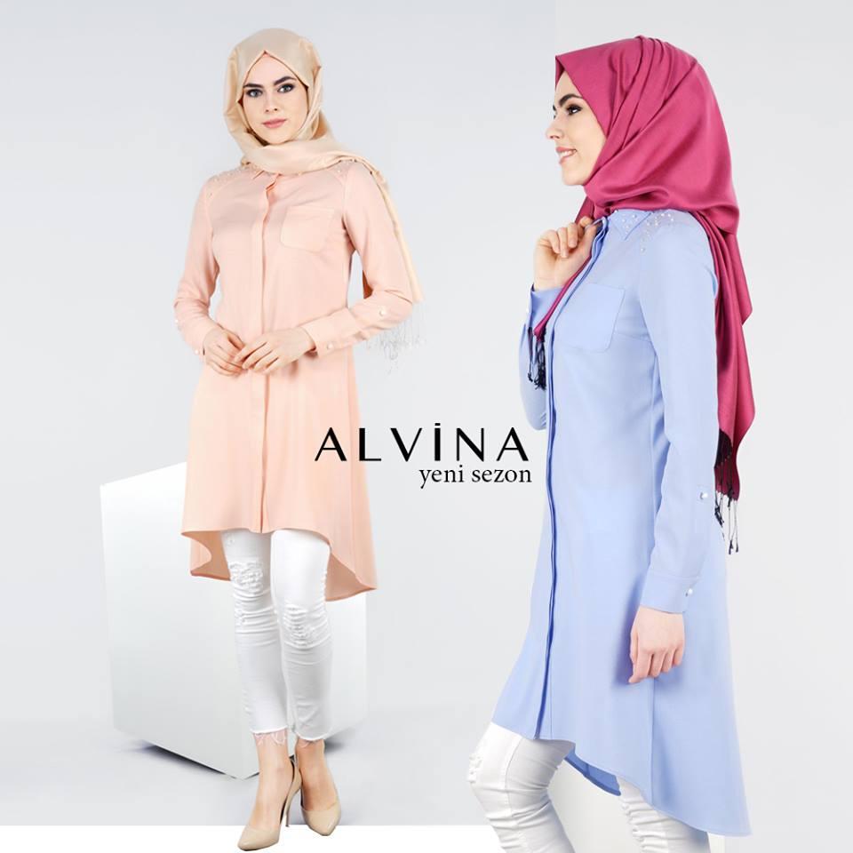 Alvina Tesettür Moda