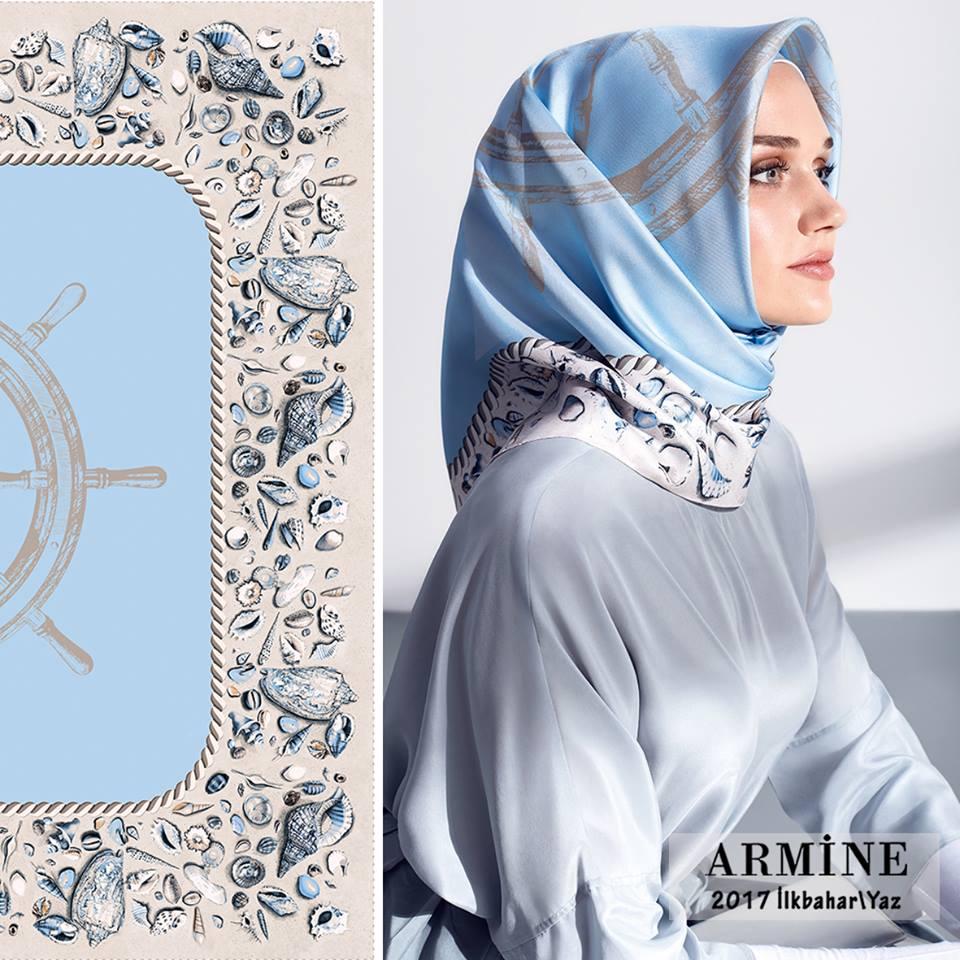 Armine Scarf Moda by Kamer Textile