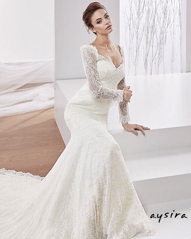 Aysira Wedding Dresses Collection  2017