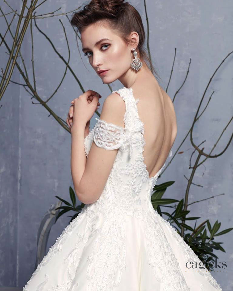 CAGTEKS WEDDING GOWNS AND EVENING DRESSES Collection  2017