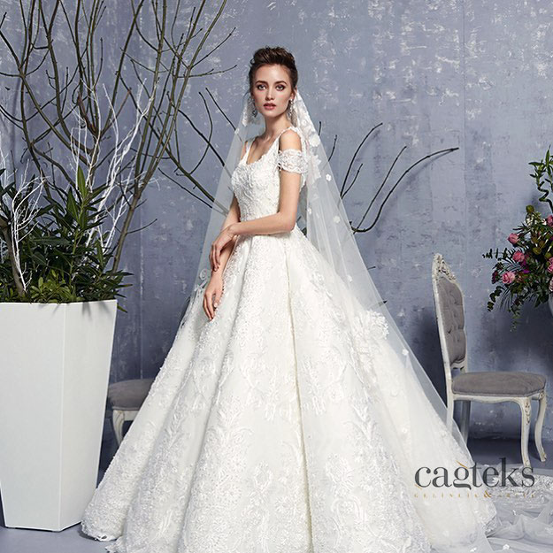 Turkish Bridal Dresses - Turkish Fashion.net