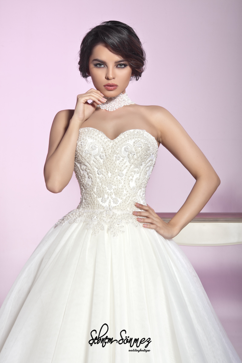 sebnem bridal fashion design collection 2013 turkish