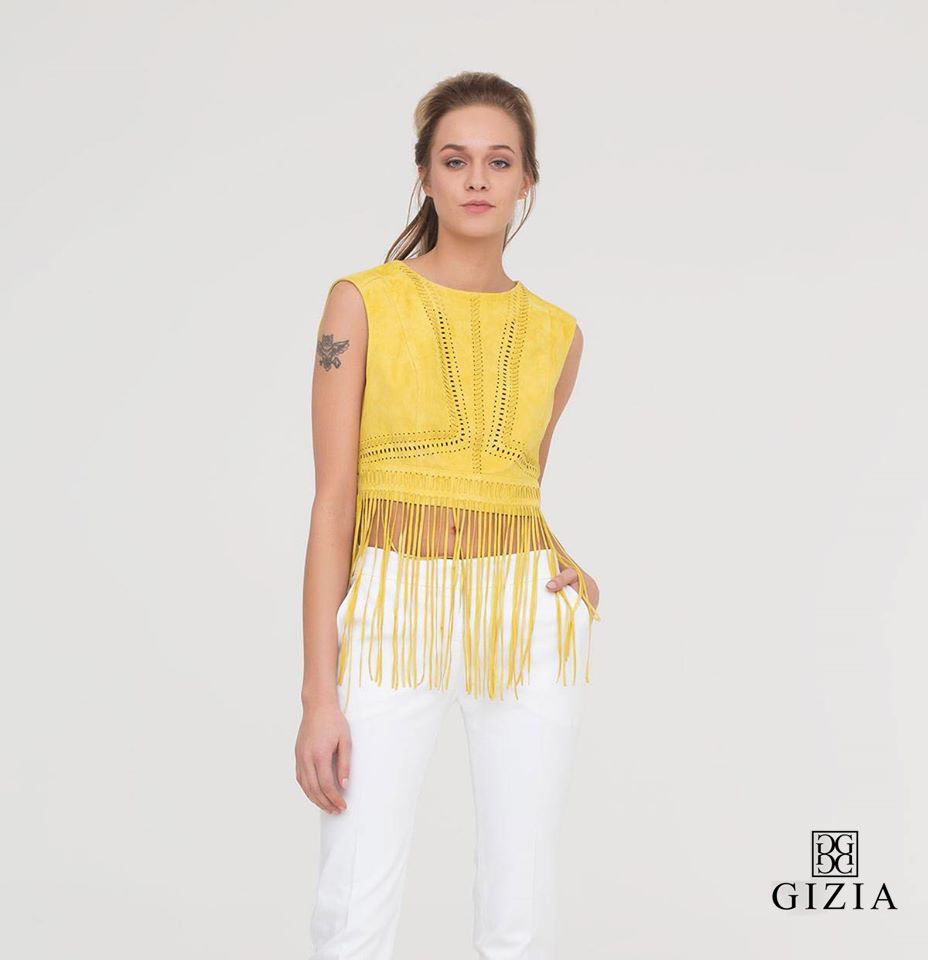 GIZIA FASHION TEXTILE LTD. Collection  2017