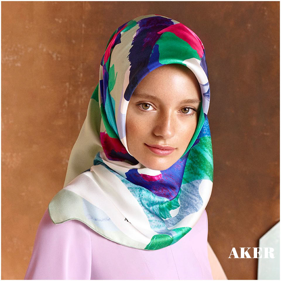 AKER SCARF Collection Spring/Summer 2017