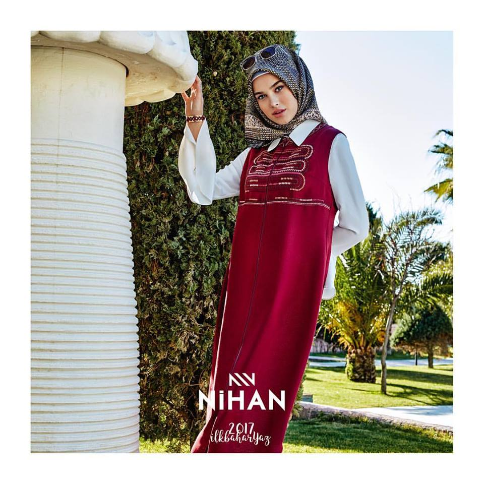 Nihan Textile Collection Spring/Summer 2017