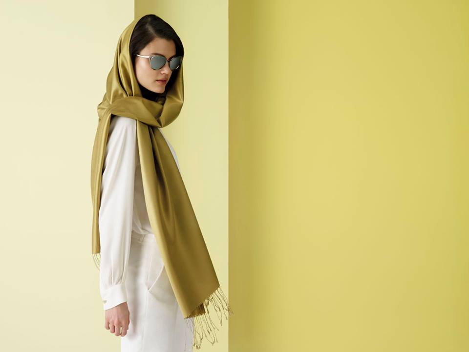 SARAR SCARF Collection Spring/Summer 2017