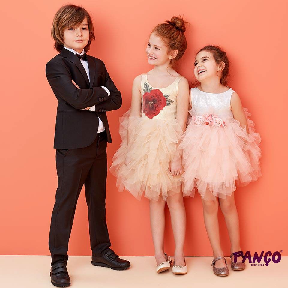Panco Children's Clothing Collection  2017