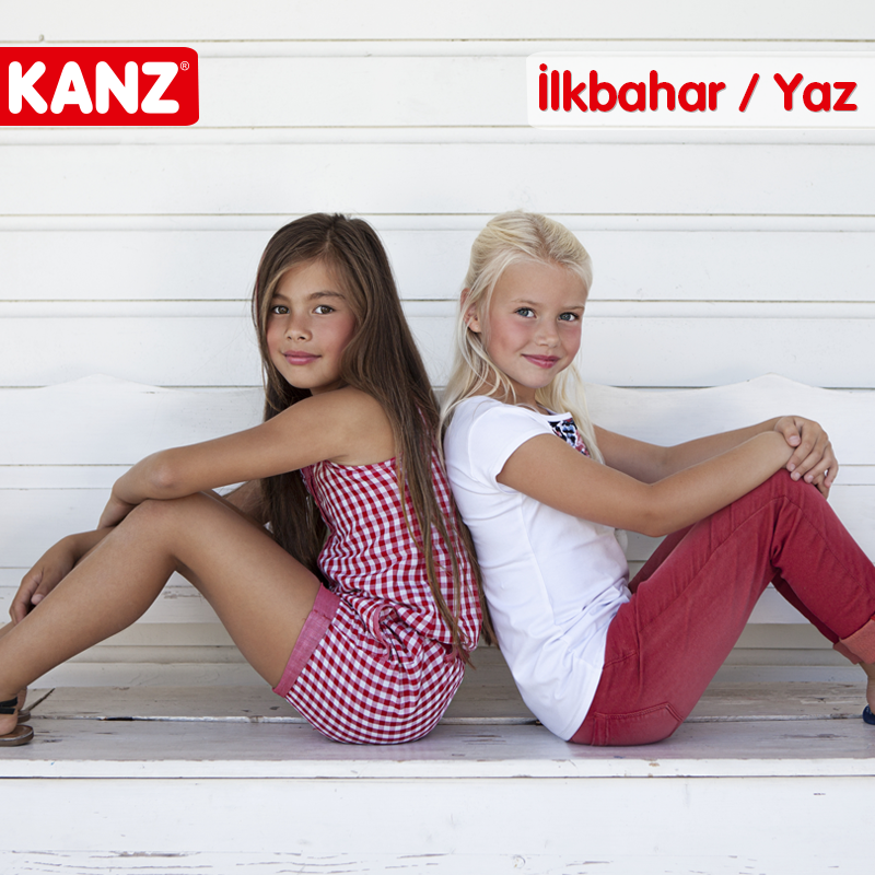 КАNZ KIDS' FASHION  Collection Spring/Summer 2017