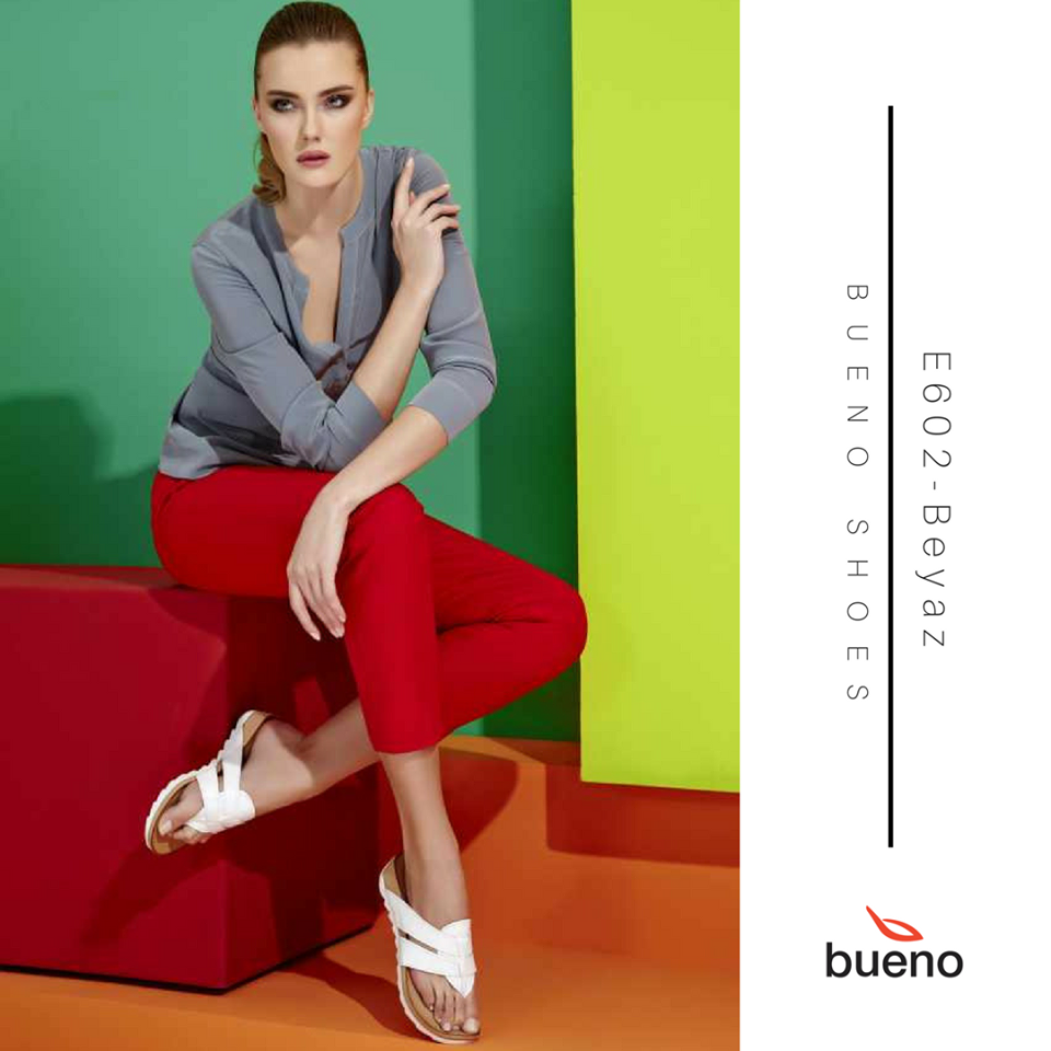 Bueno Shoes Collection  2017