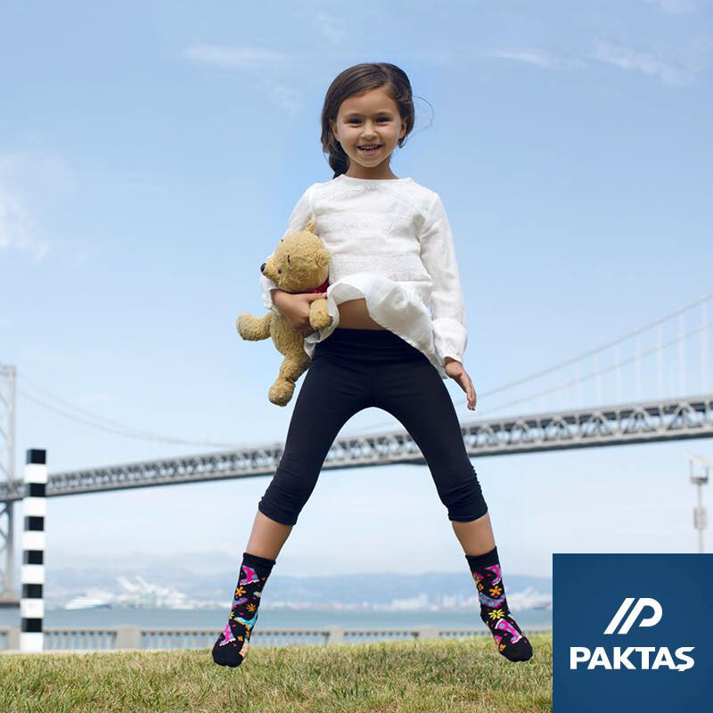 PAKTAS SOCKS AND TEXTILE ORME LTD. Kollektion  2017