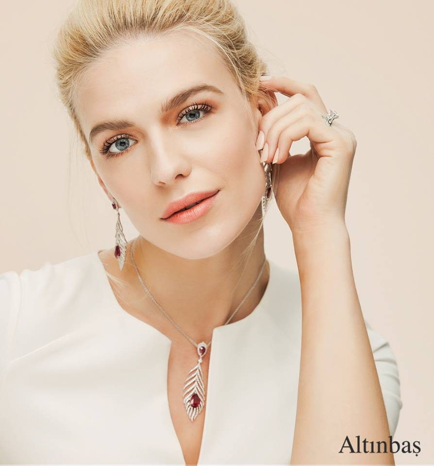 Altinbas Jewelry Collection  2017