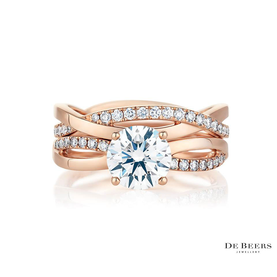 De Beers Jewelry Collection  2017