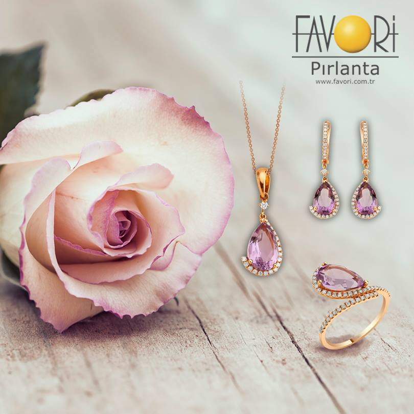 Favori Jewelry Collection  2017