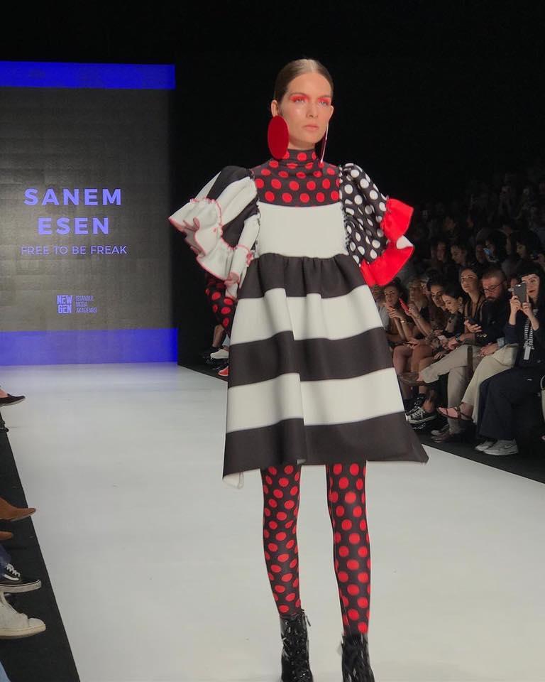 İstanbul Moda Akademisi Koleksiyon İlkbahar/Yaz 2018