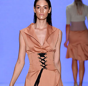 CIGDEM AKIN FASHION Collection Spring/Summer 2018