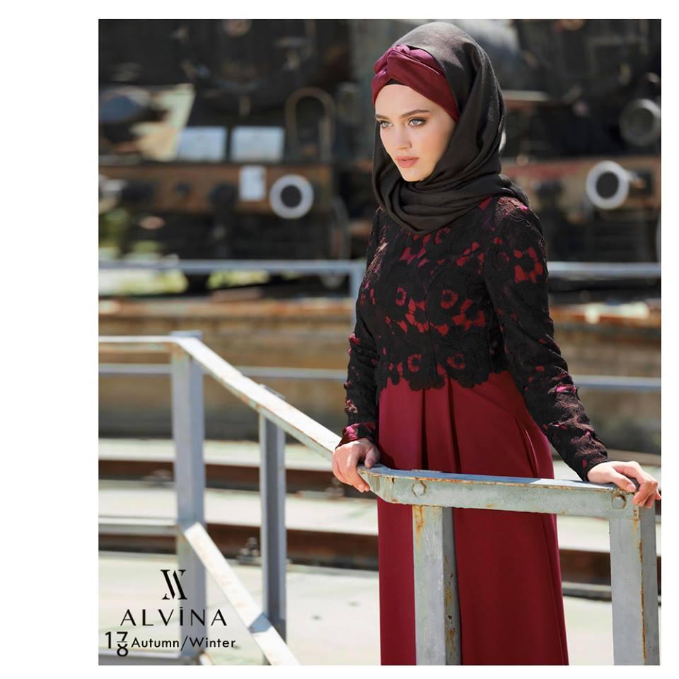 Alvina Hijab Fashion