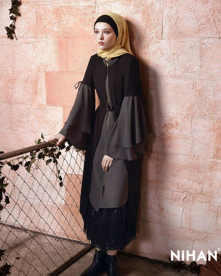 Nihan Textile Collection Fall/Winter 2017