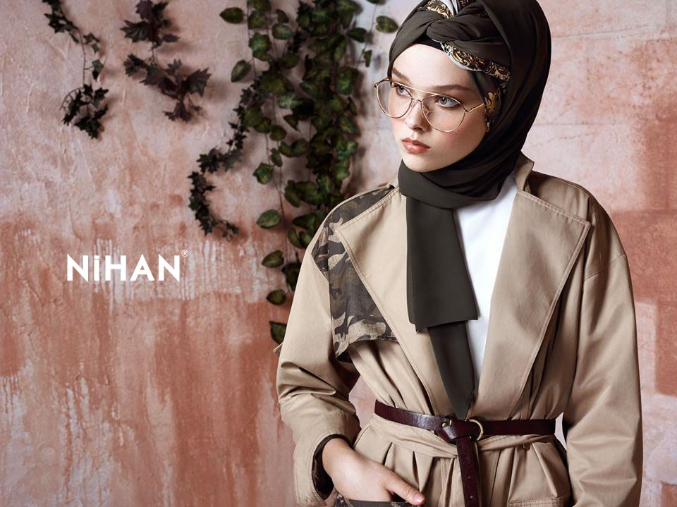 Nihan Textile Kollektion Herbst/Winter 2017