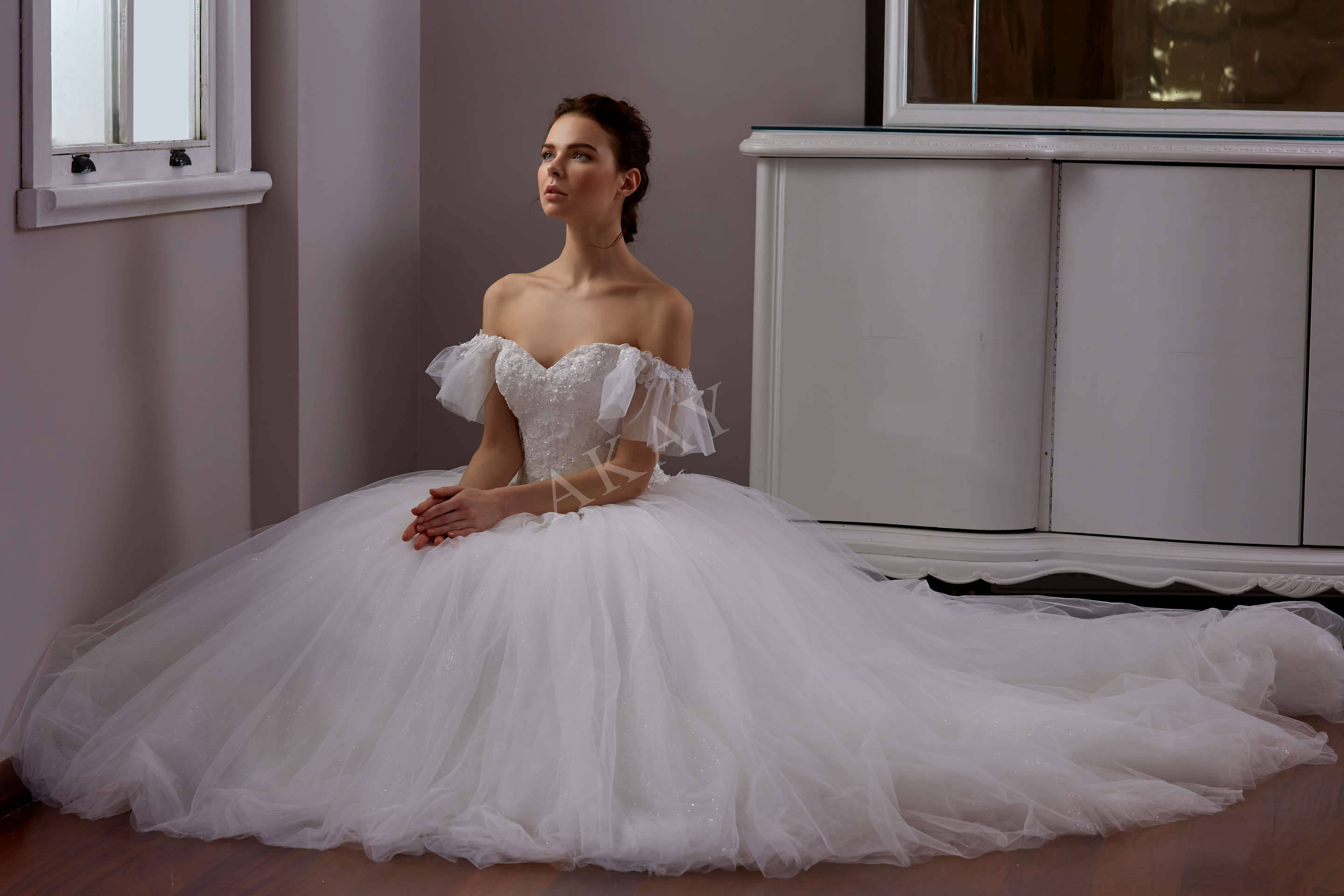 Akay Wedding Dresses Колекция  2018