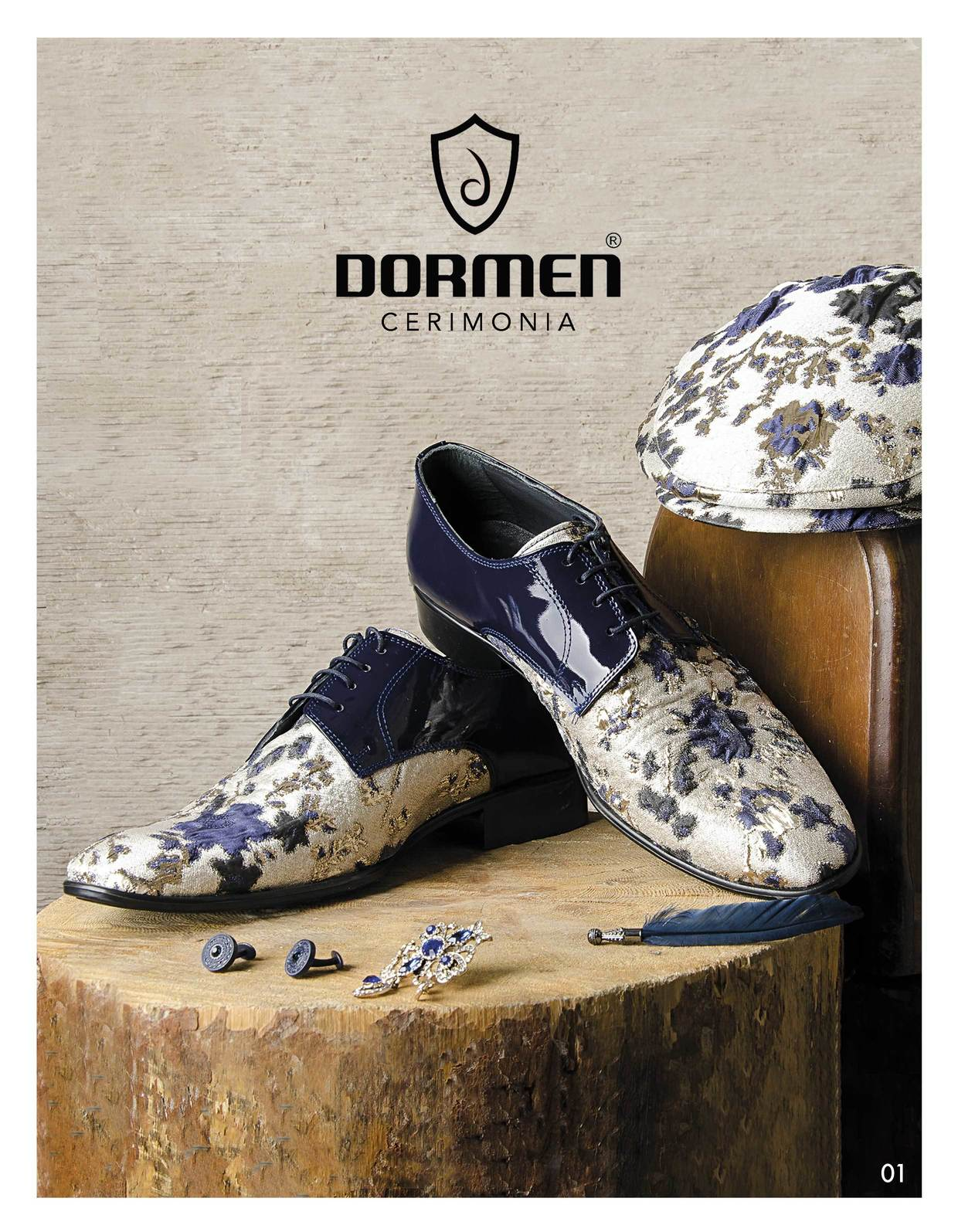DORMEN CERIMONIA Collection Spring/Summer 2018