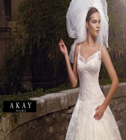 Akay Wedding Dresses Collection  2014