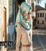 Armine Scarf Moda by Kamer Textile  Collection  2013