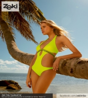 Zeki Triko Swimsuits Колекция  2013