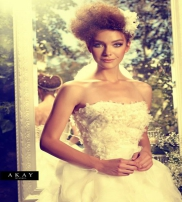 Akay Wedding Dresses Kollektion  2013