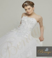 BENAYS BRIDAL WEDDING DRESSES Collection  2014