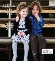 AZIZ BABY WEAR TEXTILE CLOTHING  Collection  2013