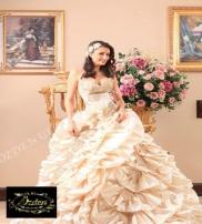 Düzey Moda Gelinlik Tekstil  Koleksiyon  2013