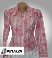 PINALDI SHIRTS - PINTEKS TEXTILE Kollektion  2012