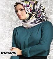 Karaca Eşarp Koleksiyon İlkbahar/Yaz 2013