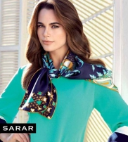 SARAR SCARF Collection Spring/Summer 2013