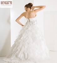NOVESTIA BRIDAL WEAR Collection  2011