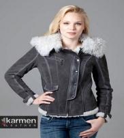 KARMEN LEATHER FASHION Collection  2012