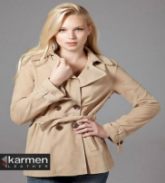 KARMEN LEATHER FASHION Collection  2012
