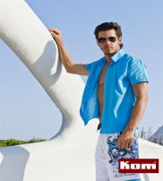 KOM UNDERWEAR AND SWIMSUITS Collection  2014